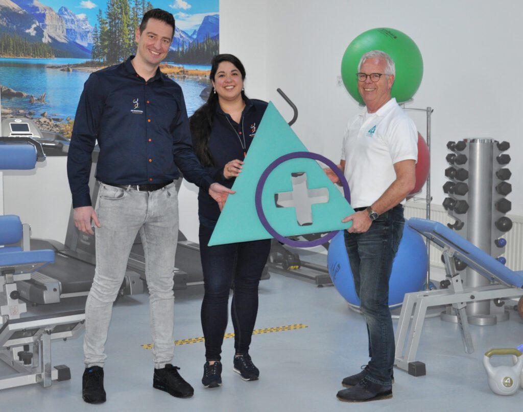 Overdracht Fysiotherapie praktijk Schrooder naar FTC Waddinxveen