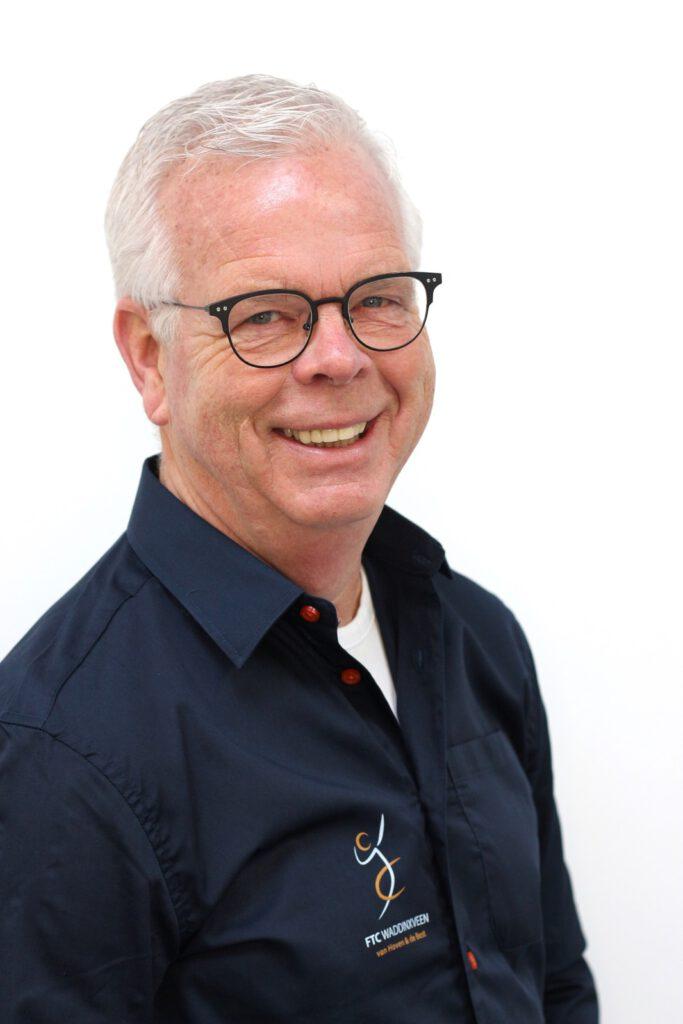 Aris Schrooder  Fysiotherapeut  FTC Waddinxveen