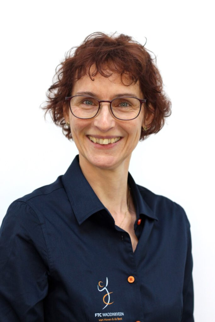 Marjan Visser-Koudstaal  Fysiotherapeut   FTC Waddinxveen