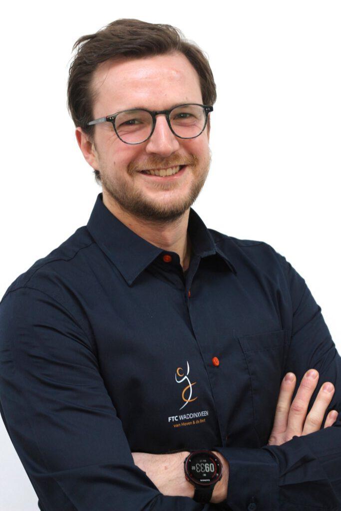 Thom Jonker   Fysiotherapeut   FTC Waddinxveen
