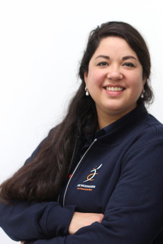 Priscilla van Hoven  Fysiotherapeut  FTC Waddinxveen