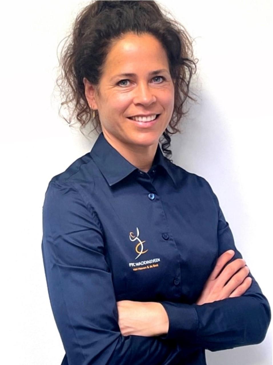 Barbara de Boer  Fysiotherapeut   FTC Waddinxveen